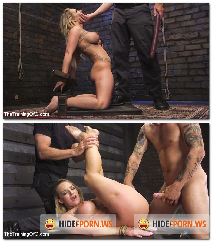 TheTrainingofO.com/Kink.com: Cali Carter, Mr. Pete - Open Throat Training Cali Carter [SD 540p]