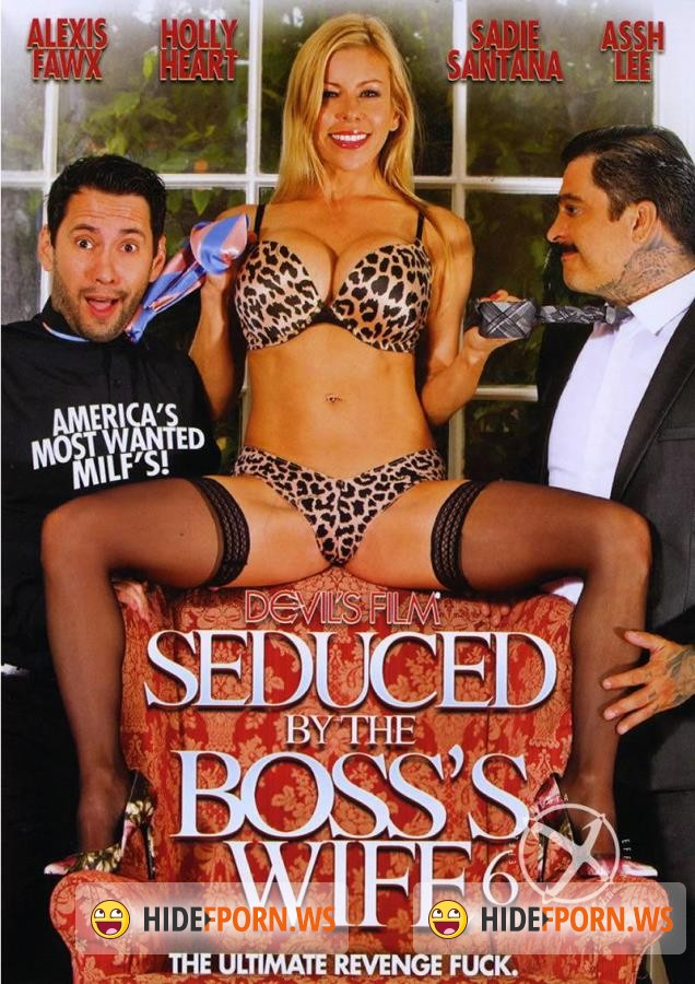 Seduced By The Bosss Wife 6 [2016/DVDRip]