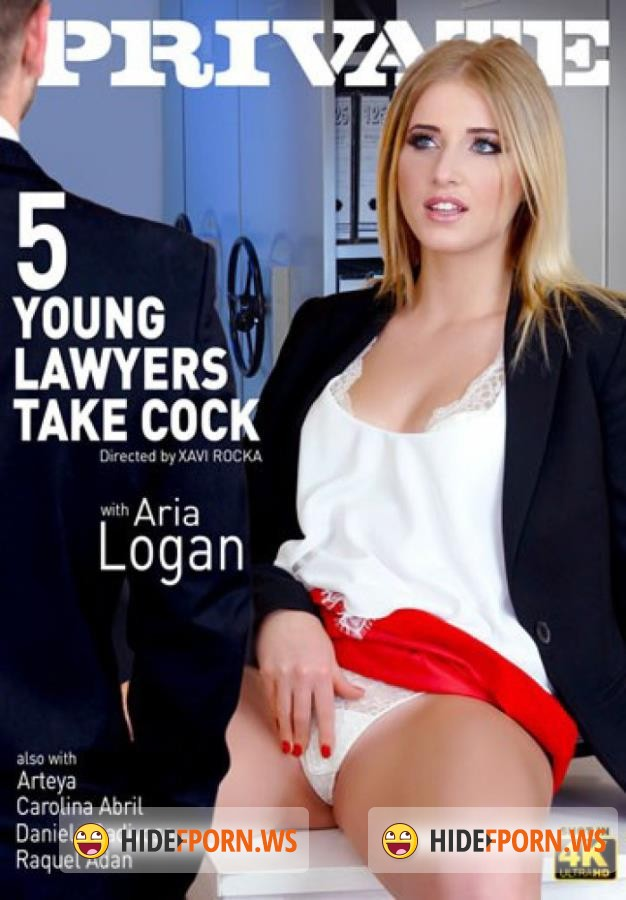 Private Specials 145: 5 Young Lawyers Take Cock [2016/WEBRip/HD]