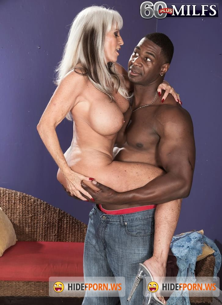 60PlusMilfs/PornMegaLoad - Sally DAngelo - Paint Sallys tongue [FullHD 1080p]