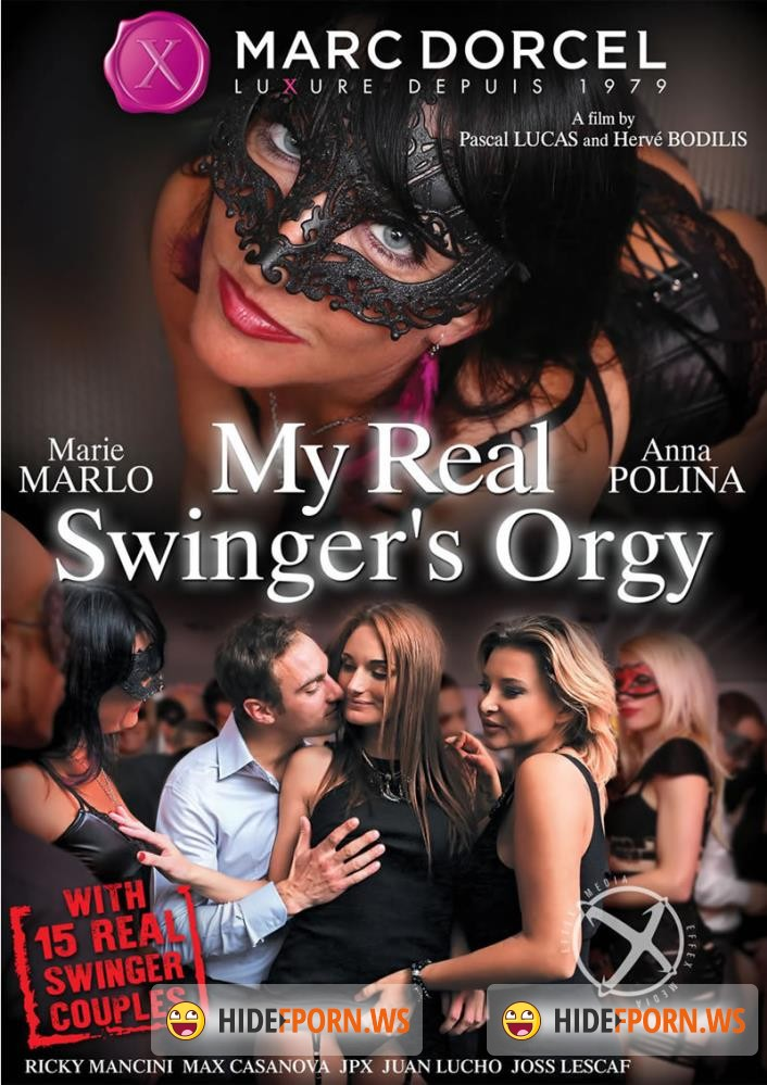 My Real Swingers Orgy [2016/WEBRip/FullHD]