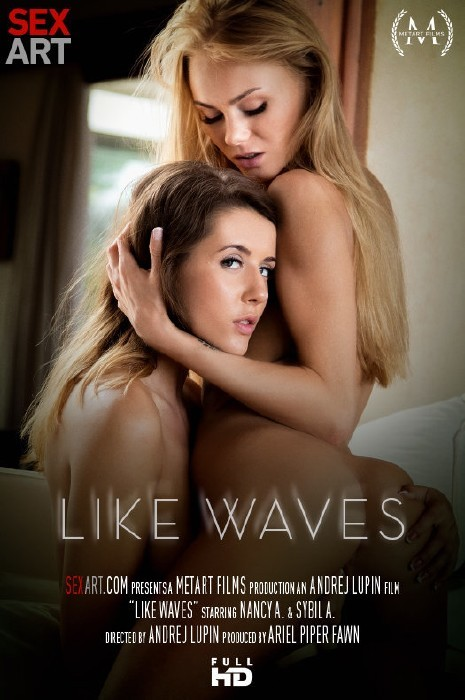 SexArt.com - Nancy A, Sybil A - Like Waves [SD]