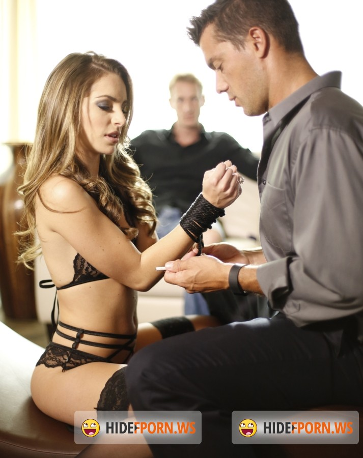 NewSensations - Kimmy Granger - Hotwife Kimmy Granger Gets Tied Up and Screwed [FullHD]