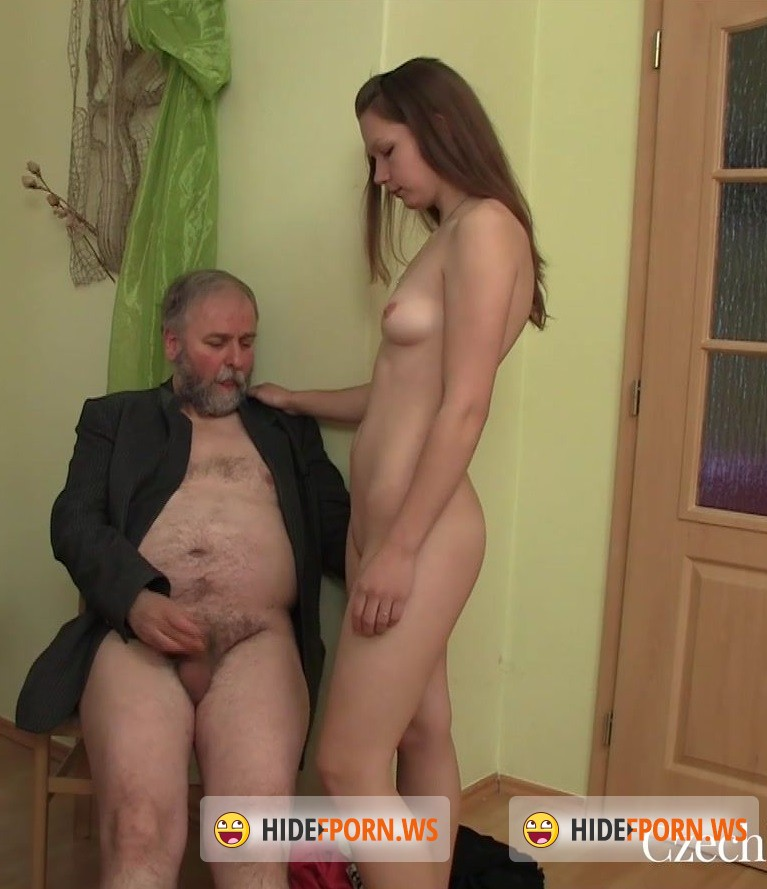 CzechHornyDads.com - Sindy - He could be her grandpa [FullHD 1080p]