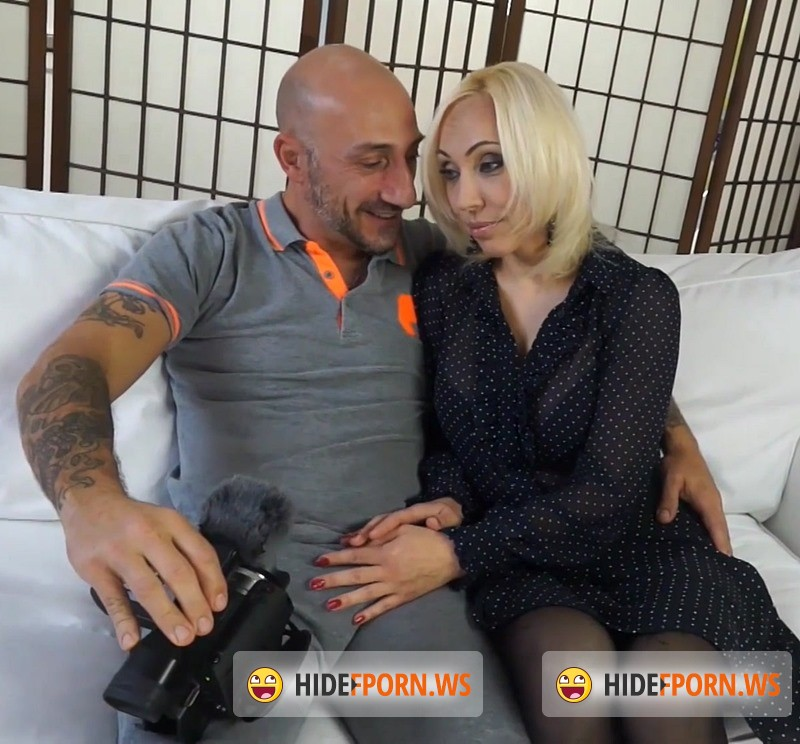CastingAllaItaliana.com/PornDoePremium.com - Iris Hot Doll - Naughty Italian casting presents hot amateur blondie who loves ass fucking [FullHD 1080p]