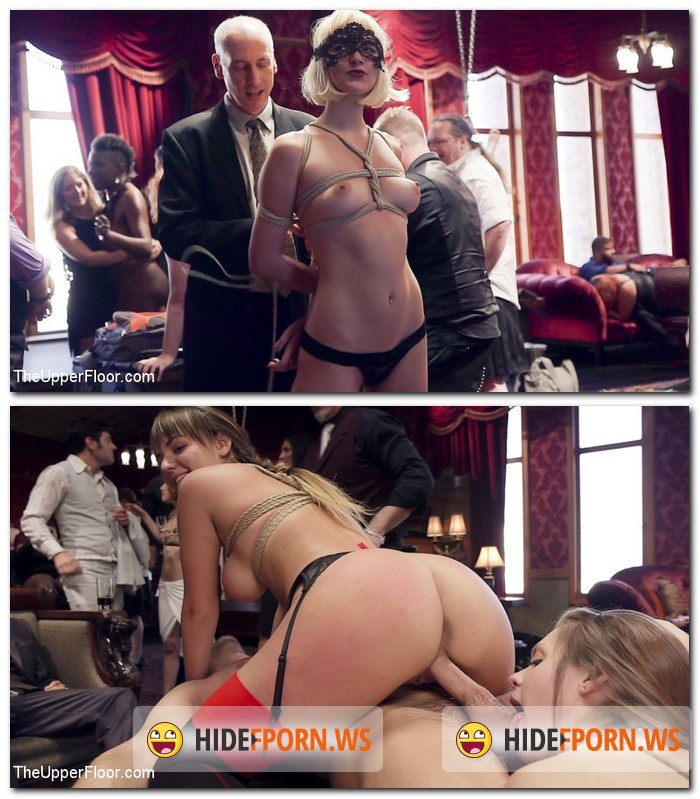 TheupperFloor.com/Kink.com -  Nora Riley, Charlotte Cross - Innocent Girl Made Depraved Anal Slave [SD 540p]