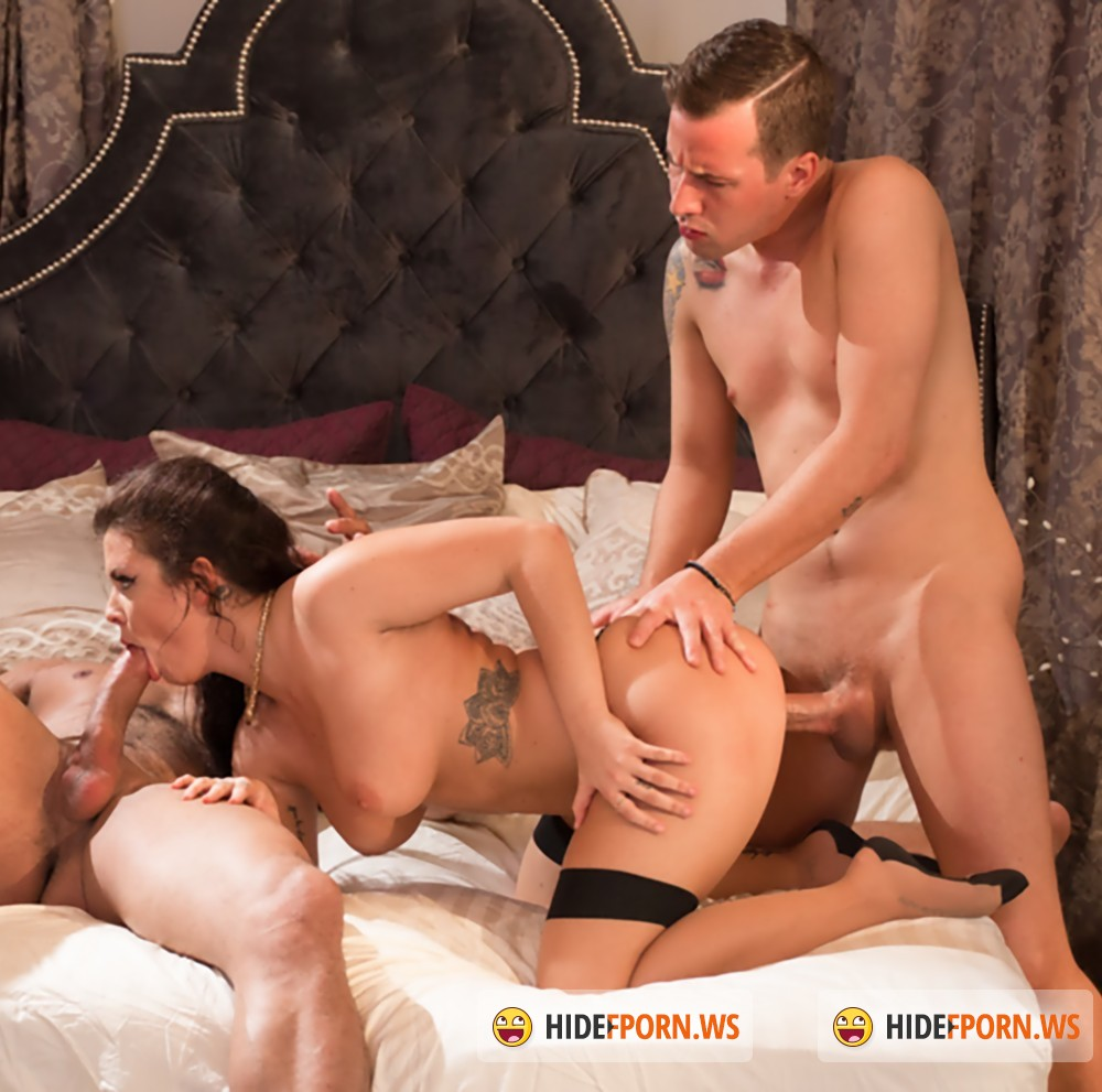 EroticaX - Keisha Grey, Jessy Jones, Carlo Carrera - She Has This Fantasy [HD 720p]