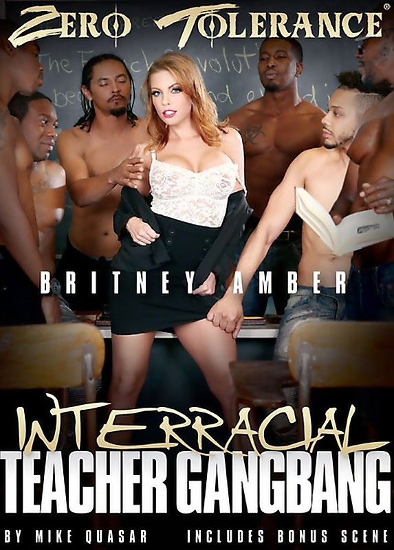 Interracial Teacher Gangbang [2016/WEBRip/HD]