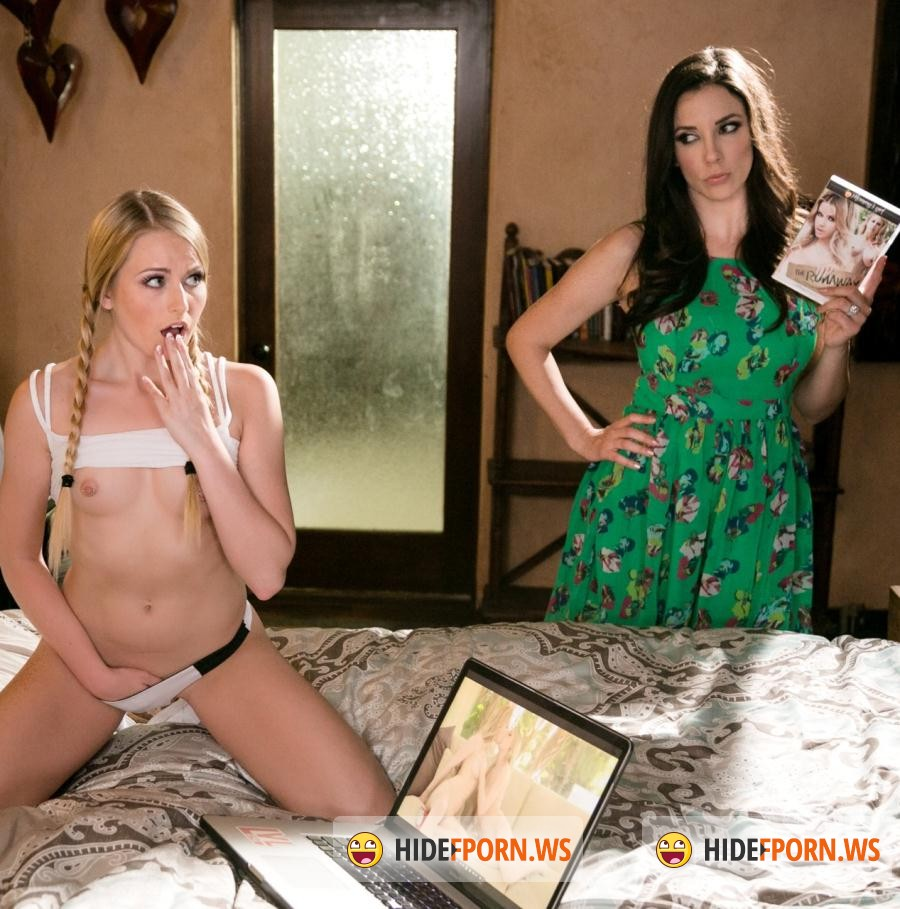 MommysGirl.com/GirlsWay.com -  Jelena Jensen, Scarlett Sage - Busted By Mommy [HD 720p]