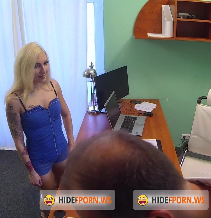 FakeHospital.com -  Peter, Vanessa Sweet - Tattooed Blonde Loves Doctors Dick [HD 720p]