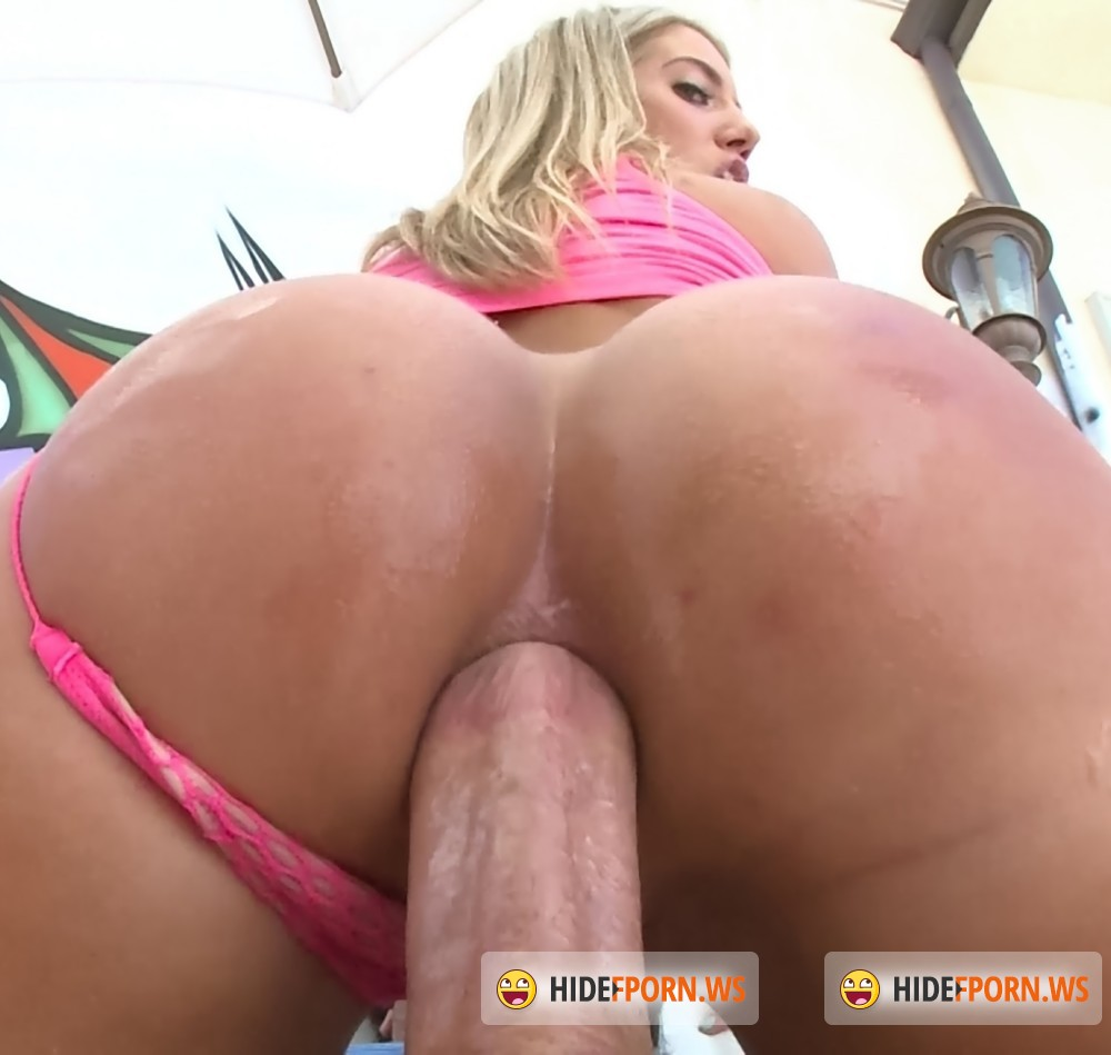 EvilAngel - Candice Dare - Blondes Sodomy And Enema Date [HD 720p]