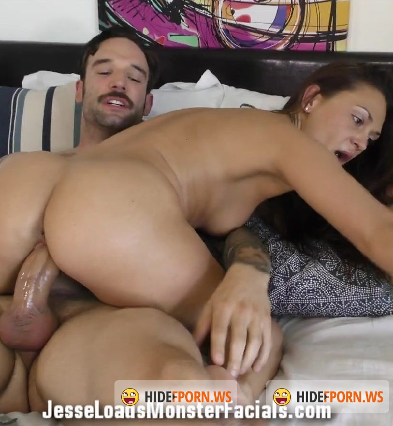 JesseLoadsMonsterFacials.com - Olivia Wilder - Jesse Loads Monster Facials [FullHD 1080p]