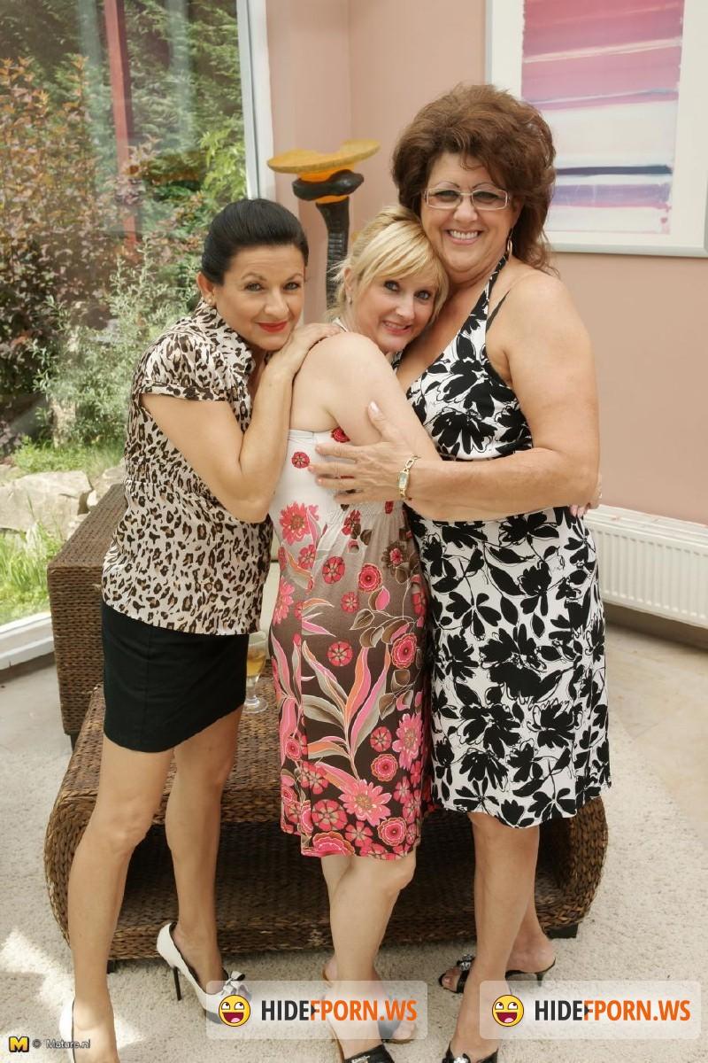 Зрелые старые лесбиянки