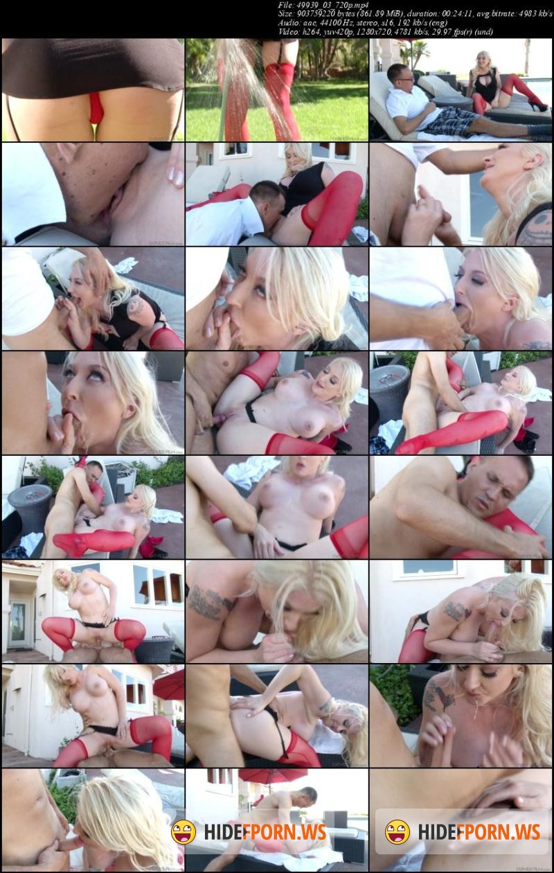 DevilsFilm -  Leya Falcon - My Stepmother Squirts [HD 720p]