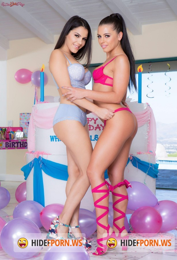 WhenGirlsPlay/Twistys.com - Adriana Chechik, Valentina Nappi - When Girls Play Birthday! [FullHD]