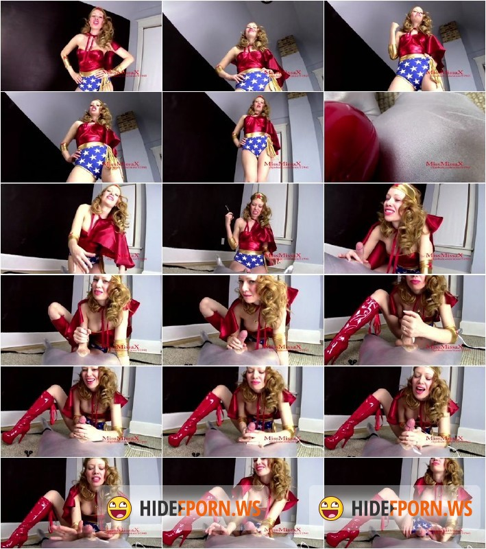 Clips4Sale.com - Amateurs - Wonder Woman Vs. Chrome [HD 720p]