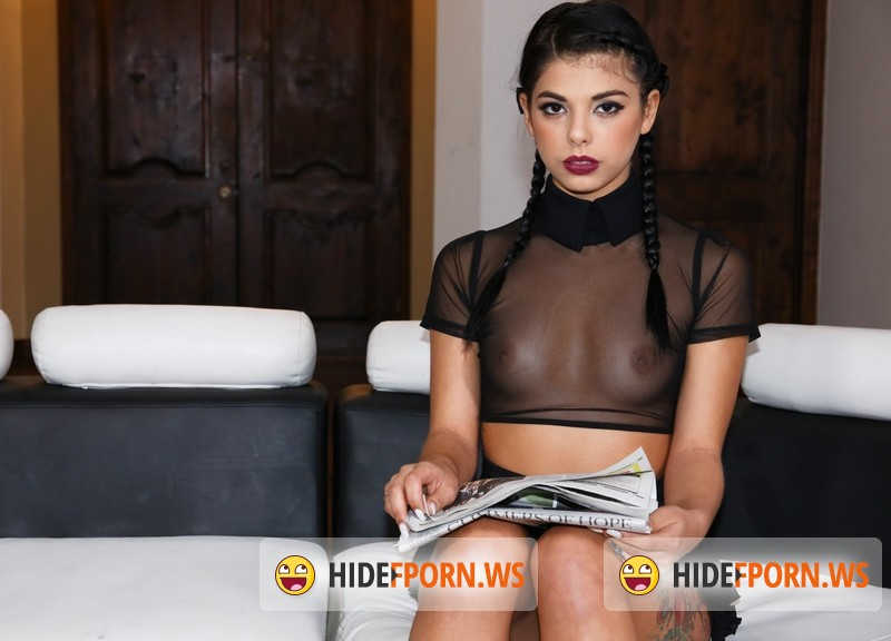 BurningAngel - Gina Valentina - Very Adult Wednesday Addams [SD 544p]