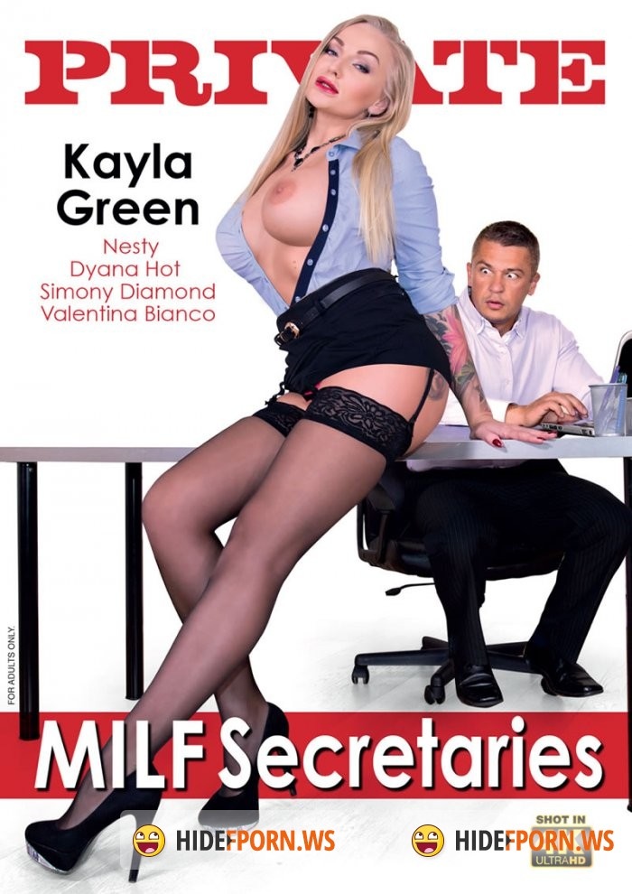 Private Specials 152 MILF Secretaries [DVDRip]