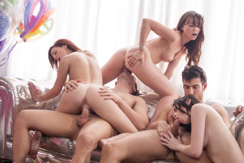 Threesoms sex vids
