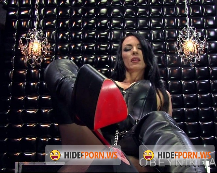 Obeynikita.com - Obey Nikita - My Boot Wipe [HD 720p]
