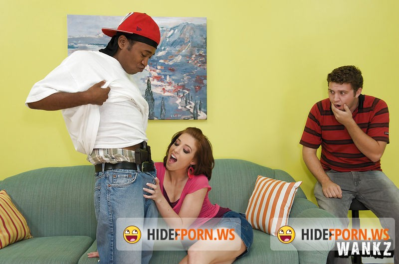 ILikeEmWhite.com/Wankz.com - Riley Shy - Riley Shy and the Black Cock of Destruction [HD 720p]