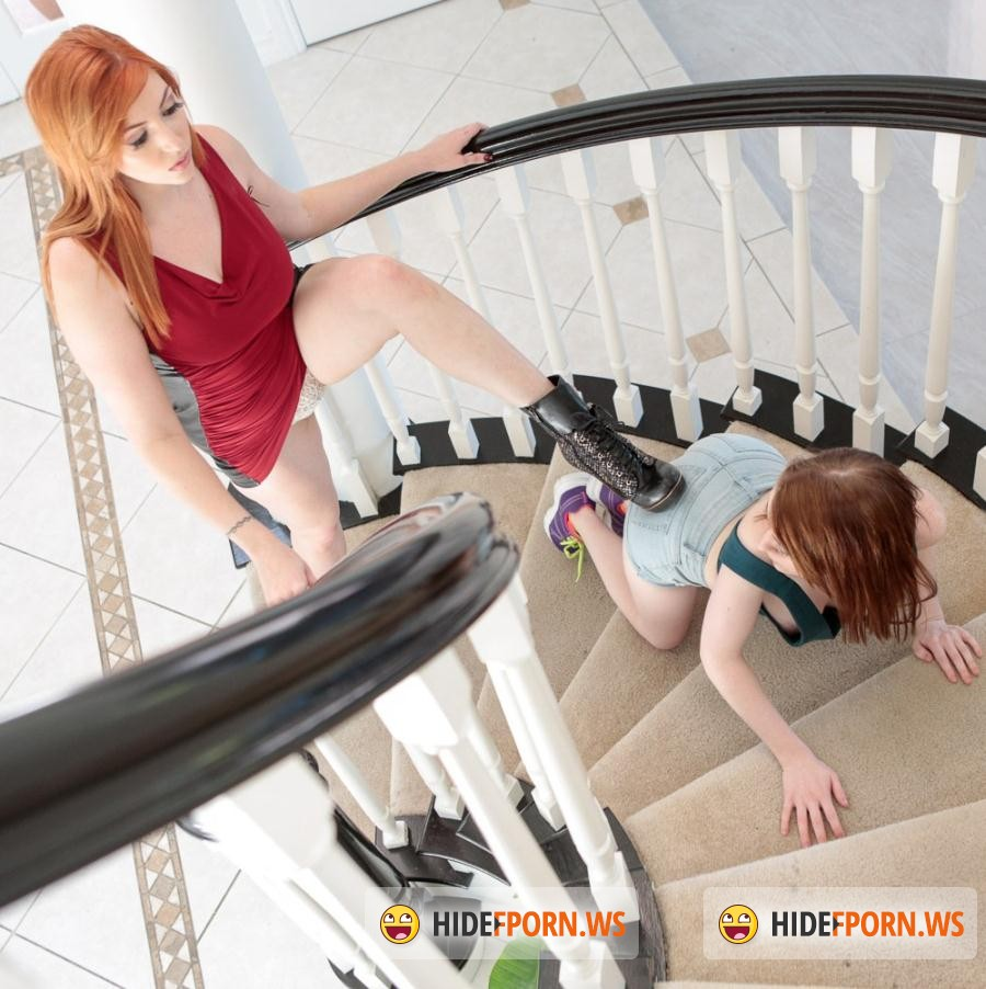 ExxxtraSmall/TeamSkeet -  Alice Merchesi, Lauren Phillips - Extra Tall Babe Vs Extra Small Spinner [HD 720p]
