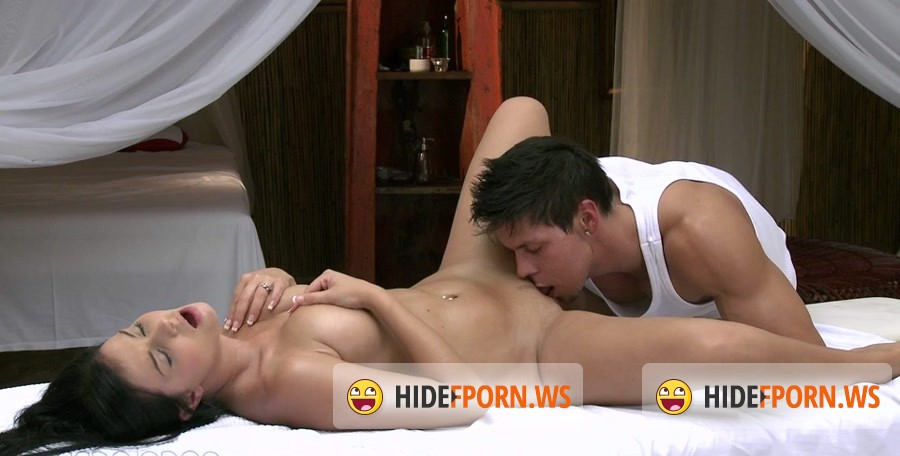 Порно секс после массажа фото