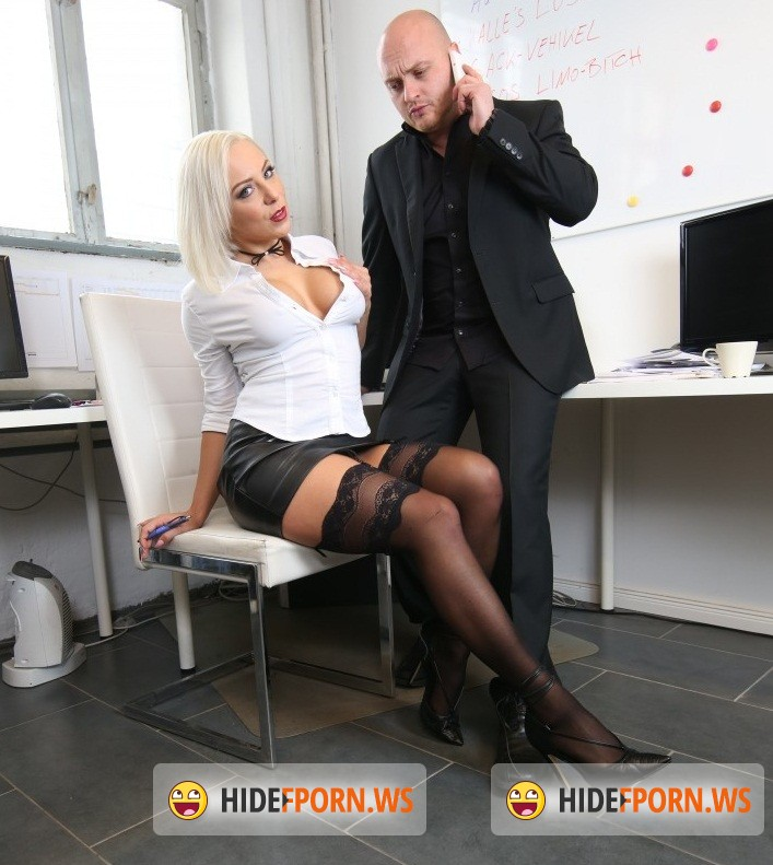 BumsBuero/PornDoePremium -  Lilli Vanilli - Hot busty German Lilli Vanilli gets cum covered in naughty office sex [HD 720p]