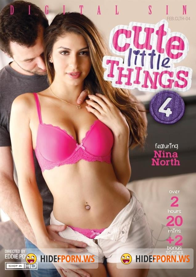 Cute Little Things 4 [2017/DVDRip]
