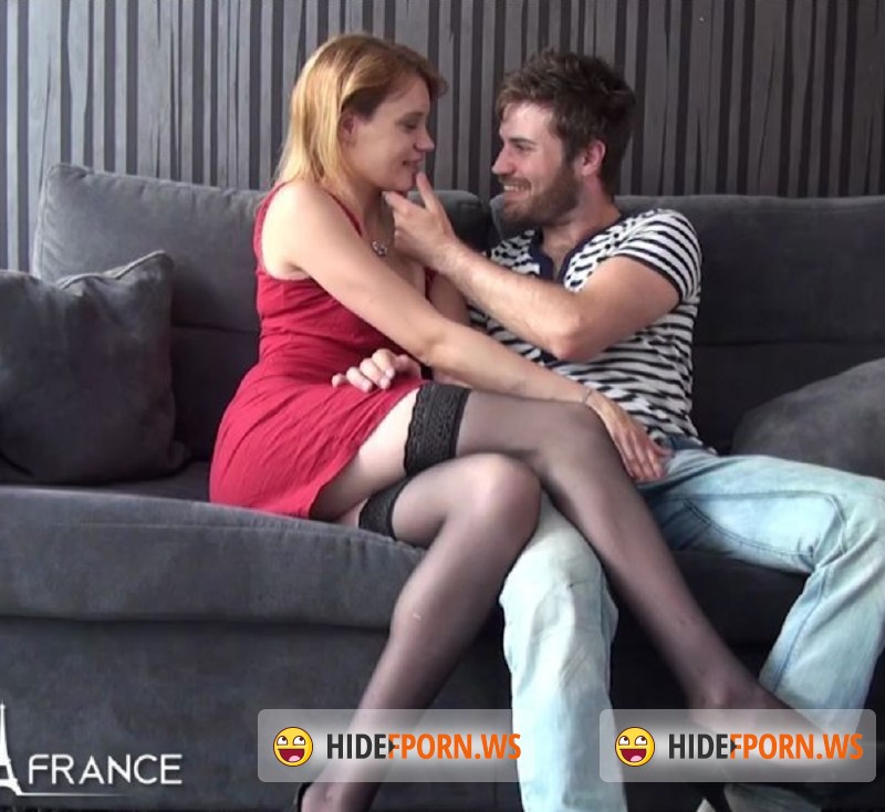 Nudeinfrance.com - Anna - Anal Casting of a pretty unfaithful small titted young redhead police woman getting analyzed for the very first time [HD 720p]