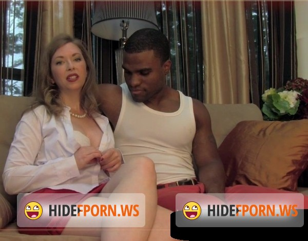 CuckoldPorn.com - Mistress T - Wife Cuckold On Cam With BBC [HD 720p]