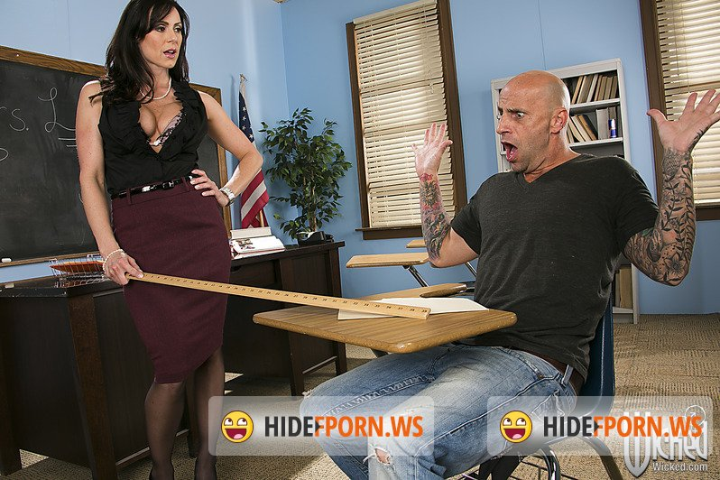 WickedPictures.com - Kendra Lust - Hall Pass Ass, Scene 6 [HD 720p]