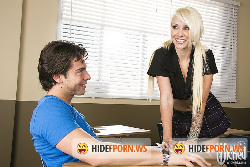 WickedPictures.com - Stevie Shae - Hall Pass Ass, Scene 4 [HD 720p]