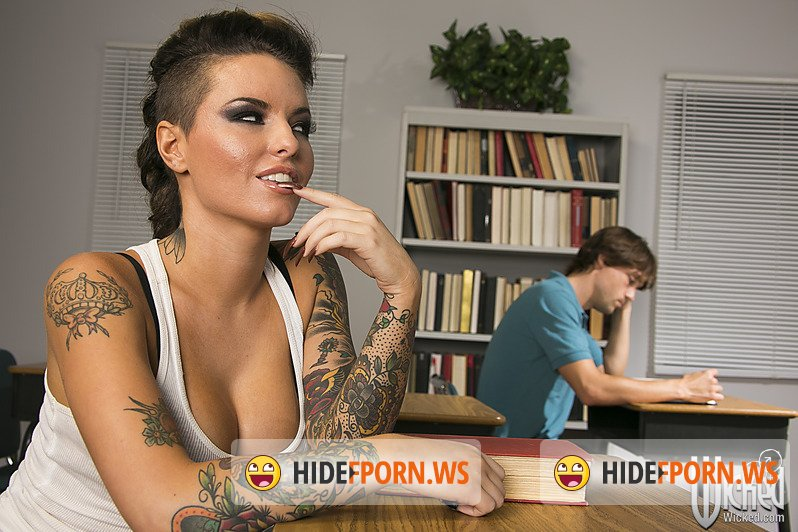 WickedPictures.com - Christy Mack - Hall Pass Ass, Scene 1 [HD 720p]
