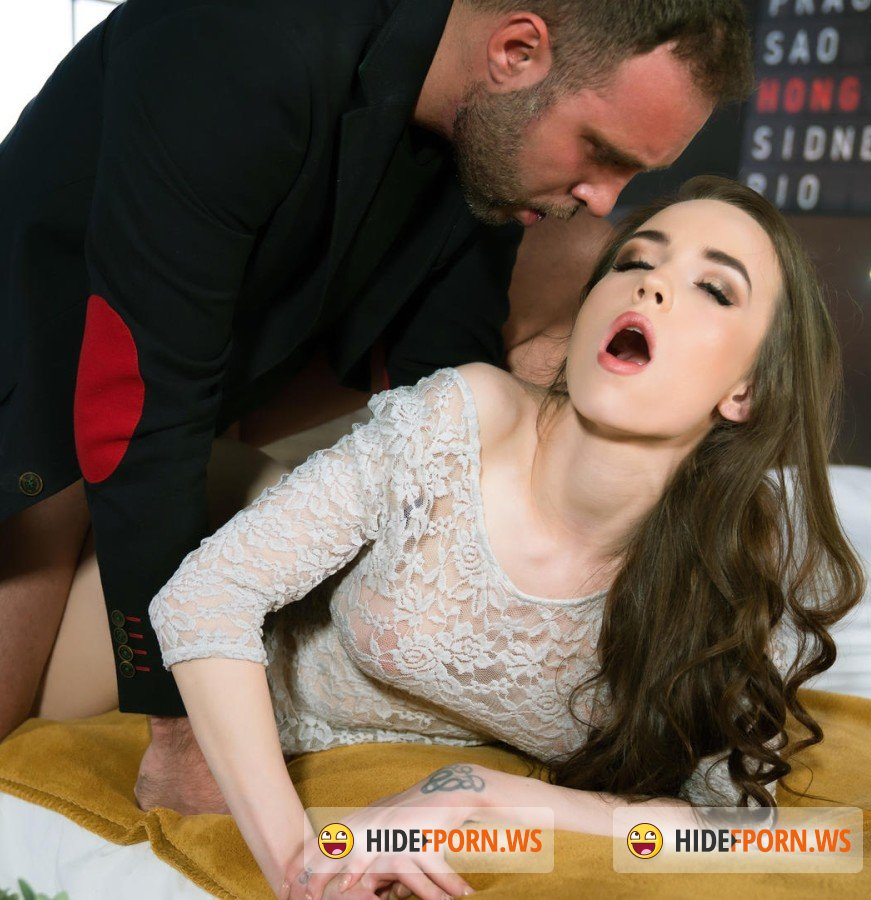 XXXShades/PornDoePremium - Angel Rush - Russian hottie Angel Rush cheats on her boyfriend with Pablo Ferrari [FullHD]