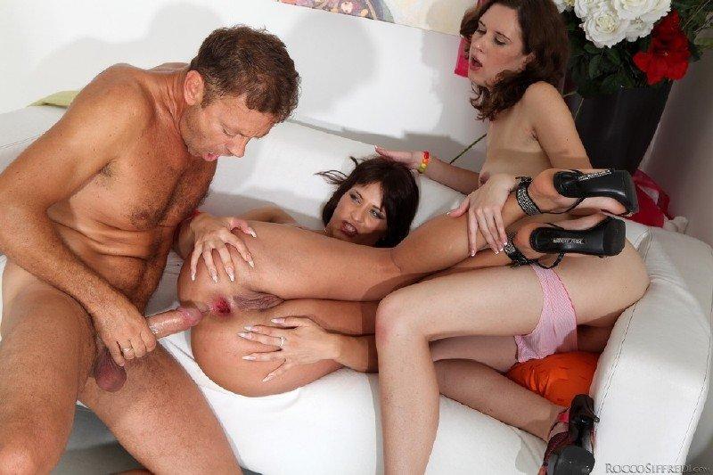 Деффреди порно рокко