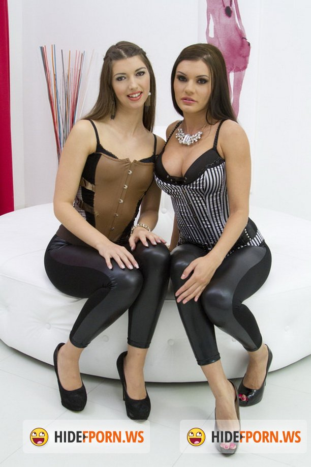 Office babes Karina Grand and Susan Ayn seduce boss for FFM threesome № 962285 без смс