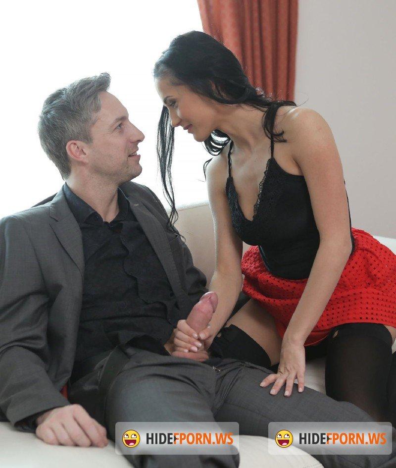 Glamkore nicola love gets a sensual ertotic anal fuck
