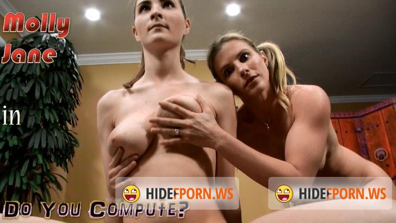clips4sale.com/corychasecustoms.com - Molly Jane, Cory Chase - Molly Jane in Do You Compute [HD 720p]