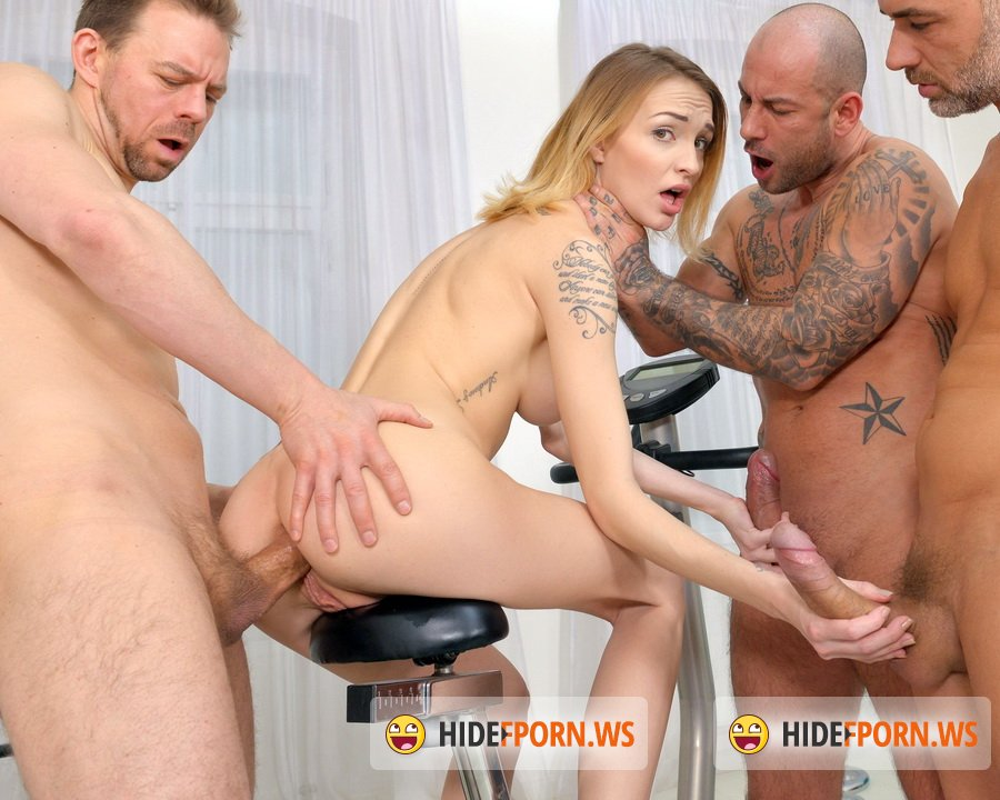 LegalPorno.com - Belle Claire - Fitness Slut Belle Claire Gets Pumped Full Of Cock Post-Workout FS004