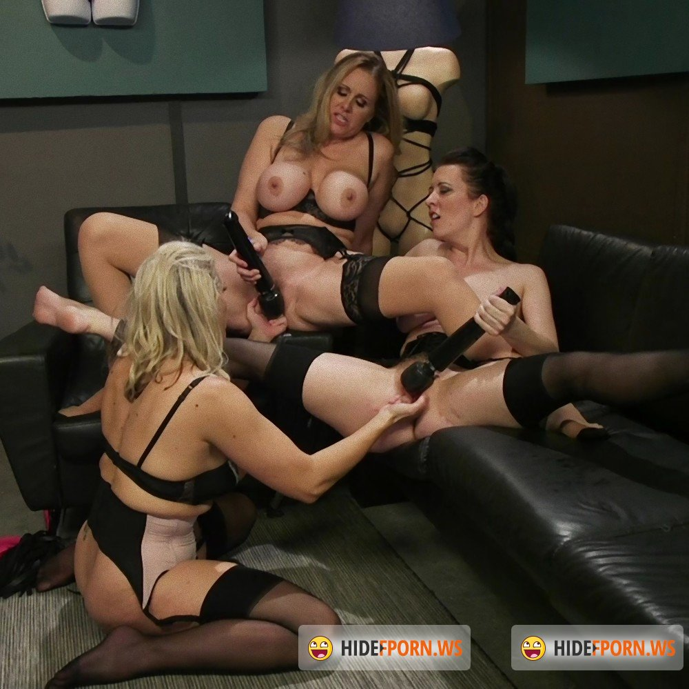 KinkFeatures/Kink - Cherry Torn, Julia Ann, Angel Allwood - Hush Ep8: Angel Allwood Gets DPd By Cherry Torn and Julia Ann [HD 720p]