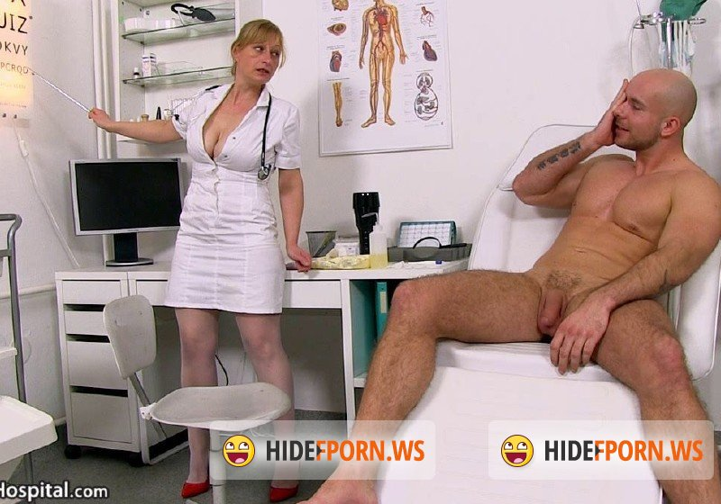 SpermHospital.com - Gabina F - Sperm Hospital [HD 720p]