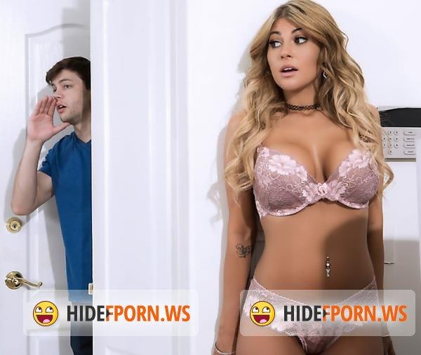 Big boobed pornstar Kayla Kayden sucks and fucks a big uncut dick  1322007