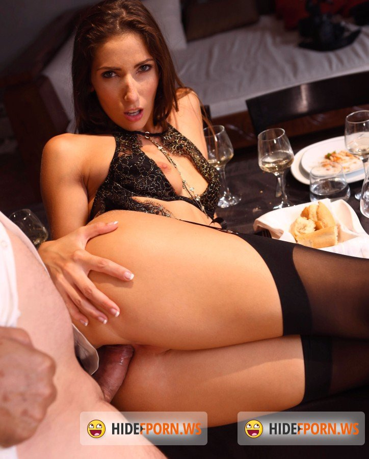 DorcelClub - Clea Gaultier - A submissive for dinner [HD]