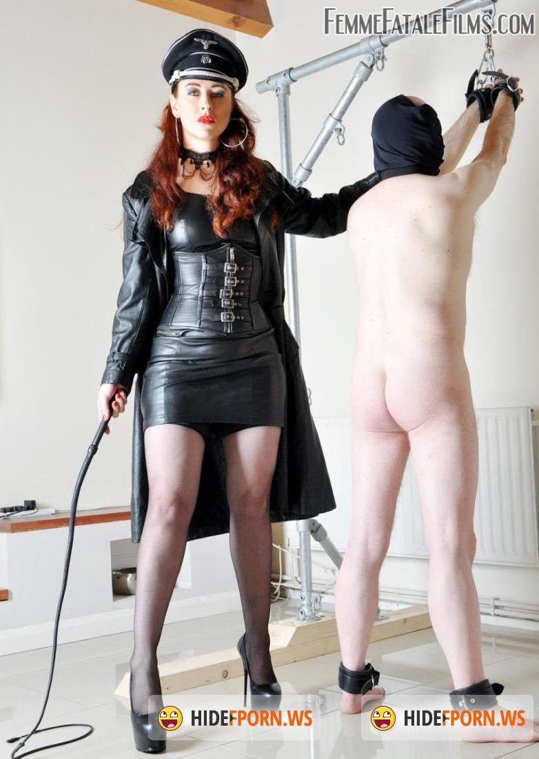 FemmeFataleFilms - Mistress Lady Renee - Lashed Man Standing [HD 720p]