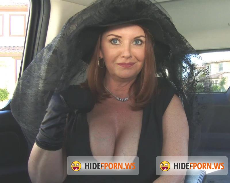 Cumshot on big tits of milf Janet Mason after wild hardcore banging  1616746