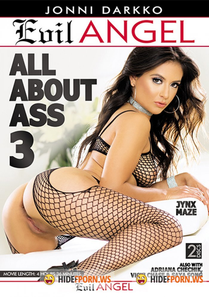 All About Ass 3 [DVDRip]