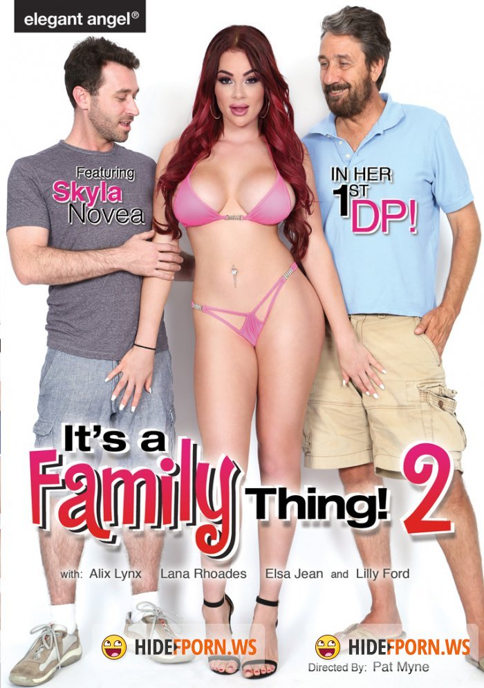 Its A Family Thing 2 [DVDRip]