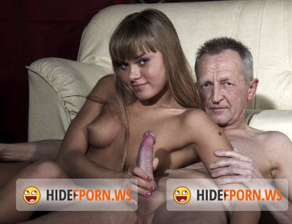 BeautyAndTheSenior.com - Willa - Young Teen Try sex With Old Man [HD 720p]