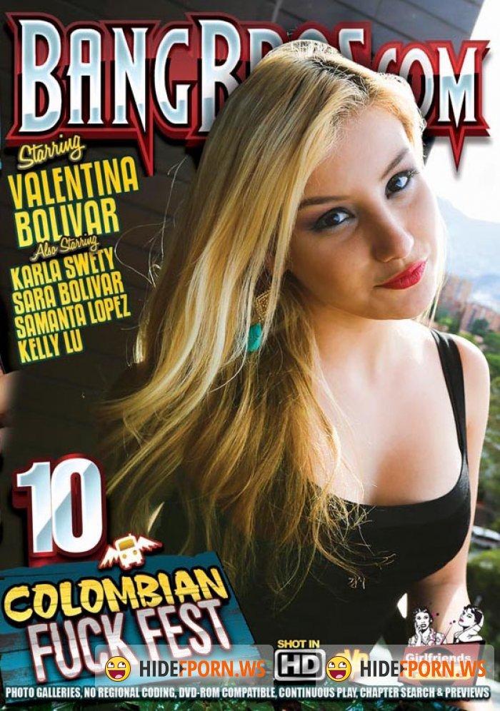 Colombian Fuck Fest 10 [DVDRip]